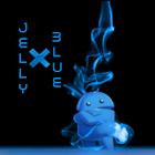 JellyBlueX (free) CM9/CM10 icon