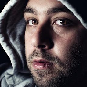Selfy by Dejan Stanic - People Portraits of Men