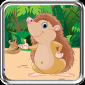 Porcupine Race Landak