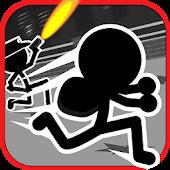 Running! DOROBO!!