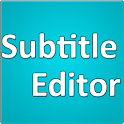 Subtitle Editor icon