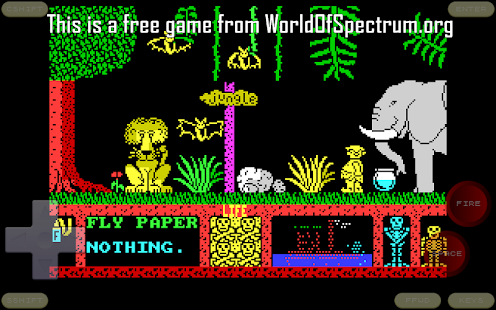 Speccy - Sinclair ZX Emulator- screenshot thumbnail