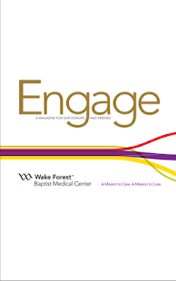 Engage Magazine- screenshot thumbnail