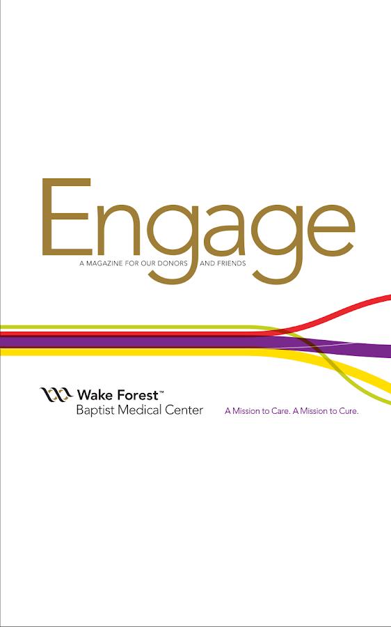 Engage Magazine- screenshot