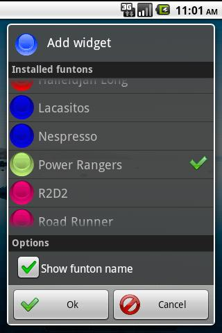 Funtons - screenshot