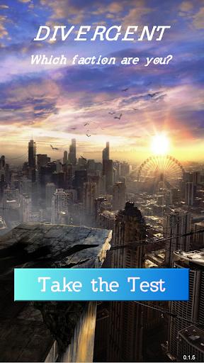 Divergent - Aptitude Test