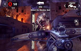 Screenshot of DEAD TRIGGER 2