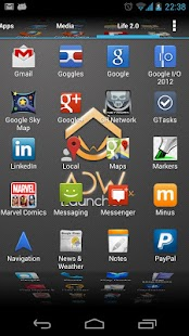 ADWLauncher 1 EX- screenshot thumbnail