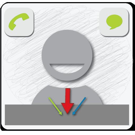 CallWho Smart contacts widget LOGO-APP點子