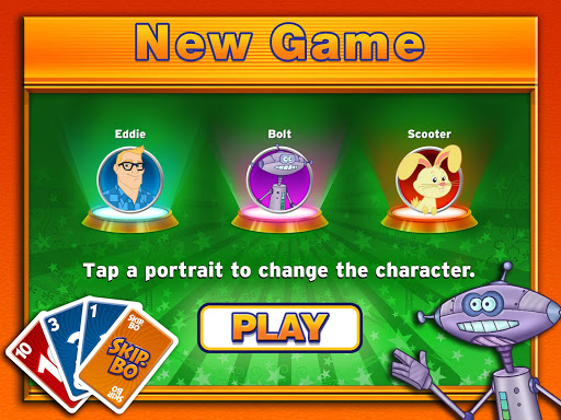 how to play skip bo junior