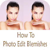 How To Photo Edit Blemishes