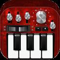 EDKeyz - tanzmusik synthesizer icon