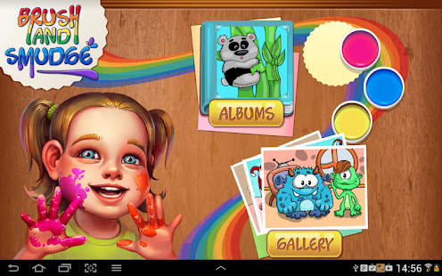 download brush amp smudge   coloring book apk on pc