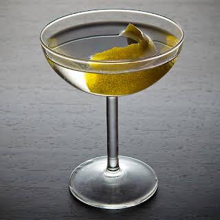 Dukes Gin Classic Martini.