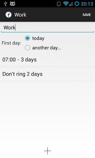 Schedule Alarm Clock Free