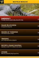 Screenshot of Reptile Rescue