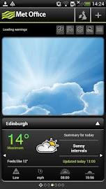 Met Office Weather App Screenshot 3