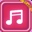 pinkmusic Theme GO Launcher EX logo