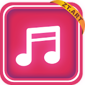 pinkmusic Theme GO Launcher EX