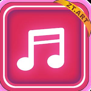 pinkmusicテーマGOランチャーEX