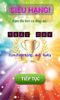 Screenshot of Bắt Chữ - Duoi Hinh Bat Chu