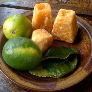 Coconut-Lime Sorbet.