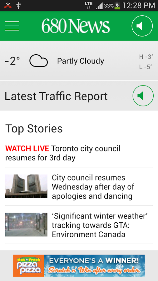 680 News - screenshot