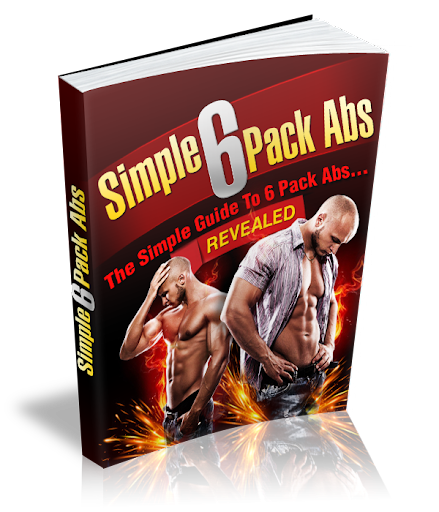 Simple 6 Pack Abs Revealed