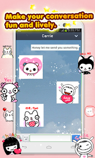 My Chat Sticker 2- screenshot thumbnail