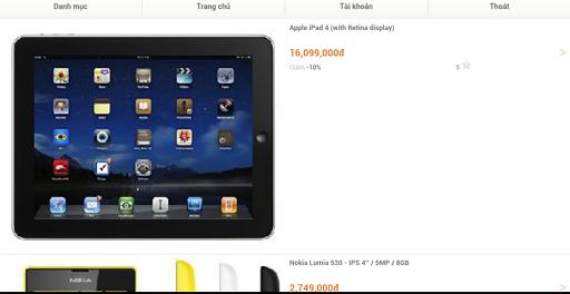 【免費購物App】Chợ Hà Giang Online-APP點子