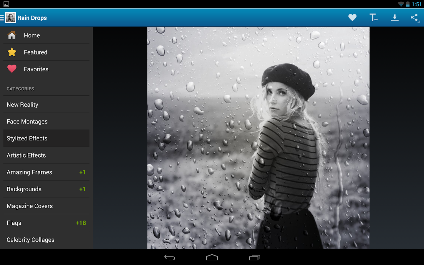 Pho.to Lab PRO - photo editor - screenshot
