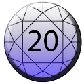 MTG 20 20 Vision Life Counter icon