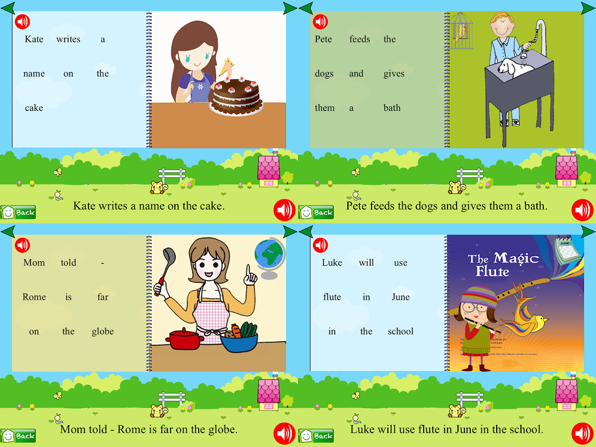 Worksheet 1st Grade Reader first grade phonic reading fun android apps on google play screenshot