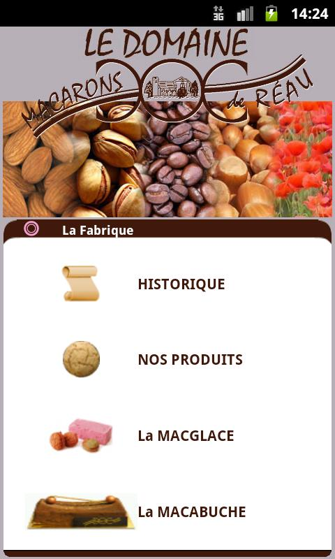 Macarons de Réau - screenshot
