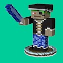 MIne Black Pirates Craft icon