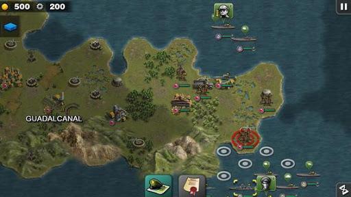 Glory of Generals :Pacific HD 1.3.4 screenshots 15