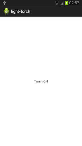 light-torch