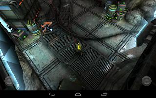 Screenshot of Angry Bots Demo