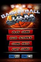 Screenshot of Basketball JAM