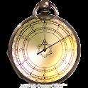 懐中時計ウィジェット
