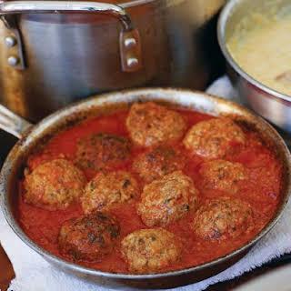Classic Beef Meatballs.