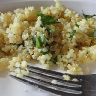 Herb Quinoa Recipe