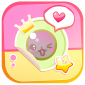 Kawaii Pics Art Sticker Editor