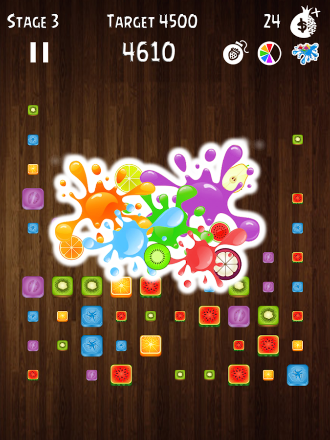 Pop Fruit- screenshot