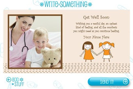 Build-A-Card: Get Well Edition screenshot 3