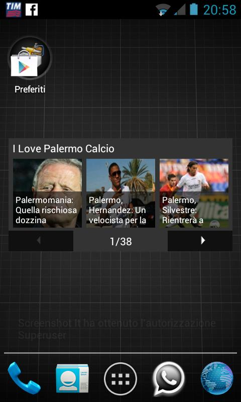 .::I Love Palermo Calcio::. - screenshot