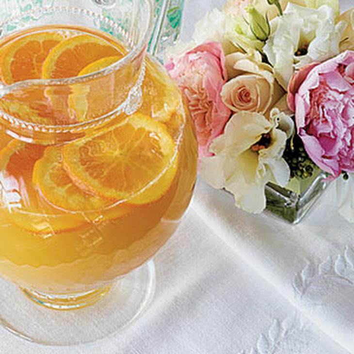 Ginger-Orange Mocktails Recipe