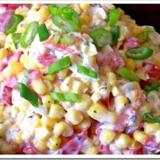 Corn Salad With Ranch Dressing Recipes.