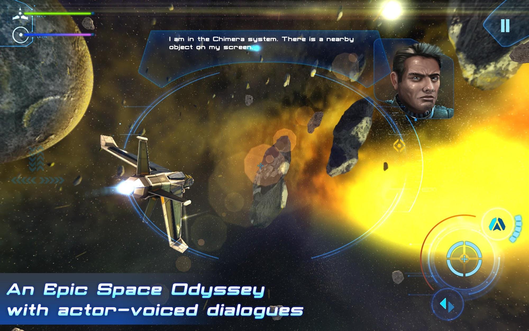 Beyond Space screenshot #10