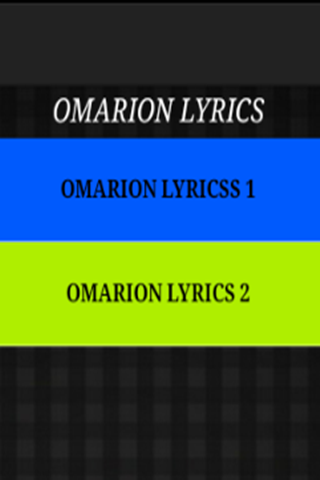Show Me - Omarion